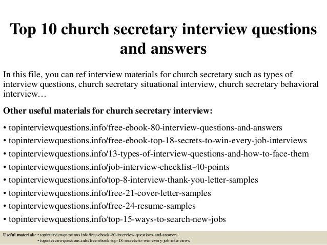 top-10-church-secretary -interview-questions-and-answers-1-638.jpg?cb=1428053205