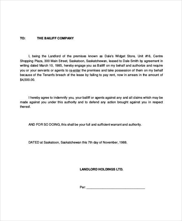 Sample Lease Termination Letter. 12 Al Termination Letter ...