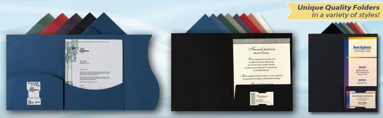Resume Presentation Folder - Resume Example