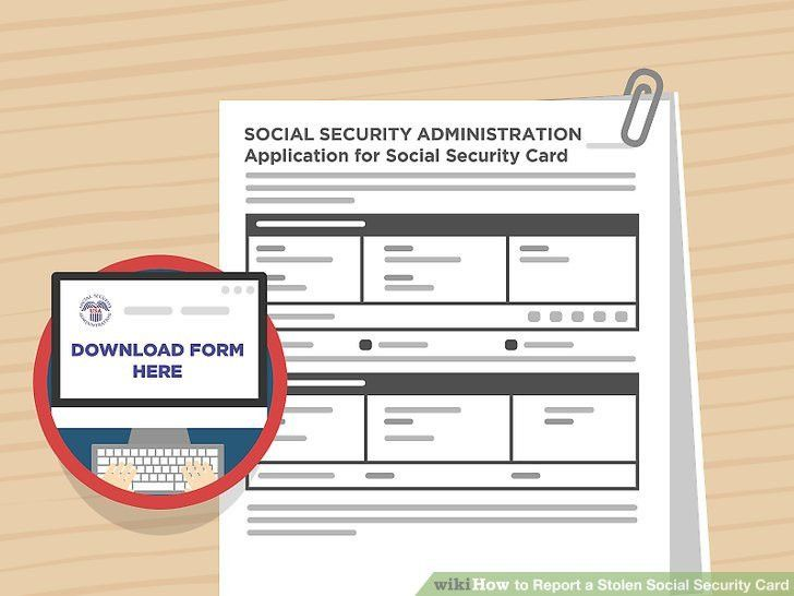 How to Report a Stolen Social Security Card: 15 Steps