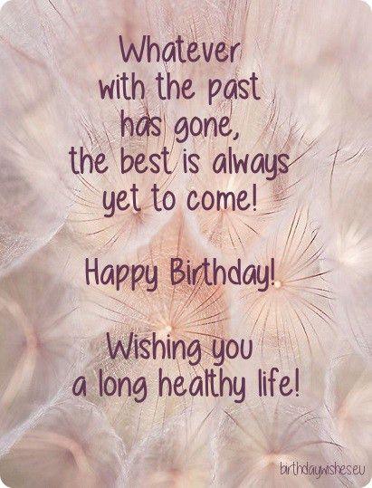 Happy Birthday Wishes For Elderly Person