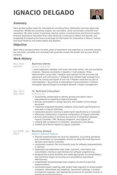 Surprising Ideas Business Owner Resume 13 Resume Job Description ...