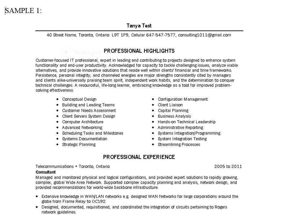 Canadian Resume Writing Service - Career Counselling - Toronto, ON ...