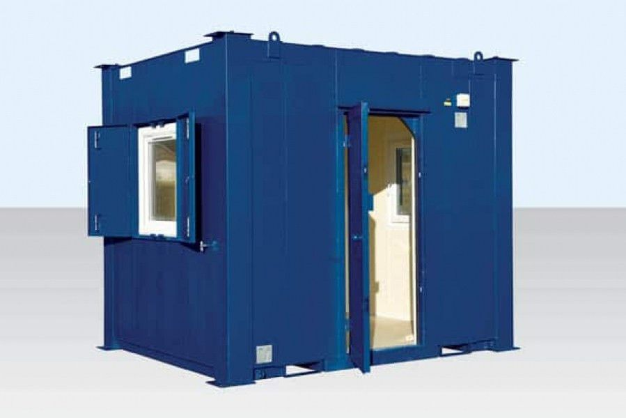Gatehouse / Security Hut for Hire UK - Portable Space