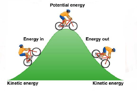Potential & Kinetic Energy Quiz - ProProfs Quiz