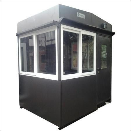 Security Gatehouse Manufacturer from Pune
