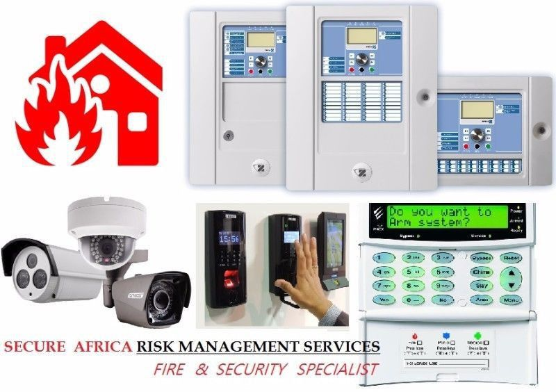 Security & Fire Specialist -Fire Detection, CCTV, Alarms, Access ...