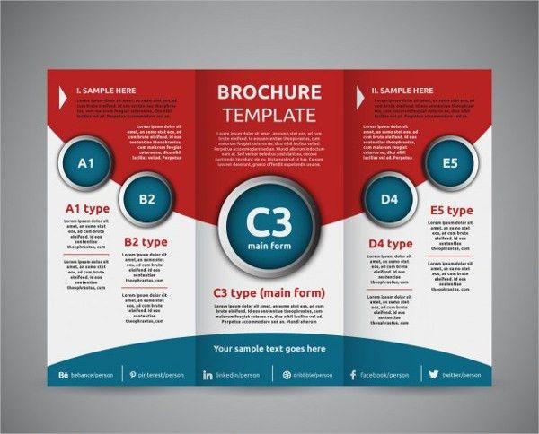 7+ Education Tri-fold Brochures - Design, Templates   Free ...