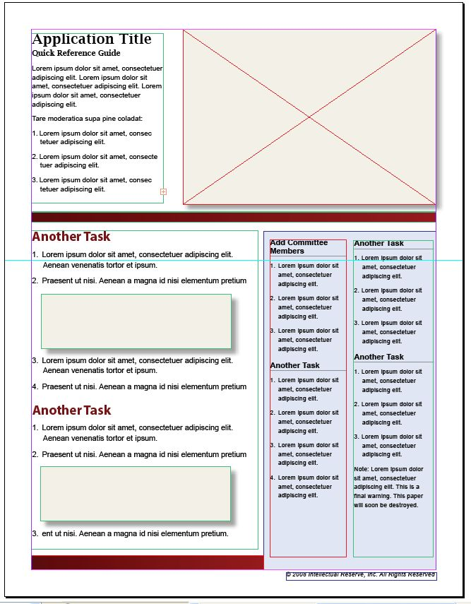 Quick Reference Guides: The Poetry of Technical Writing | I'd ...