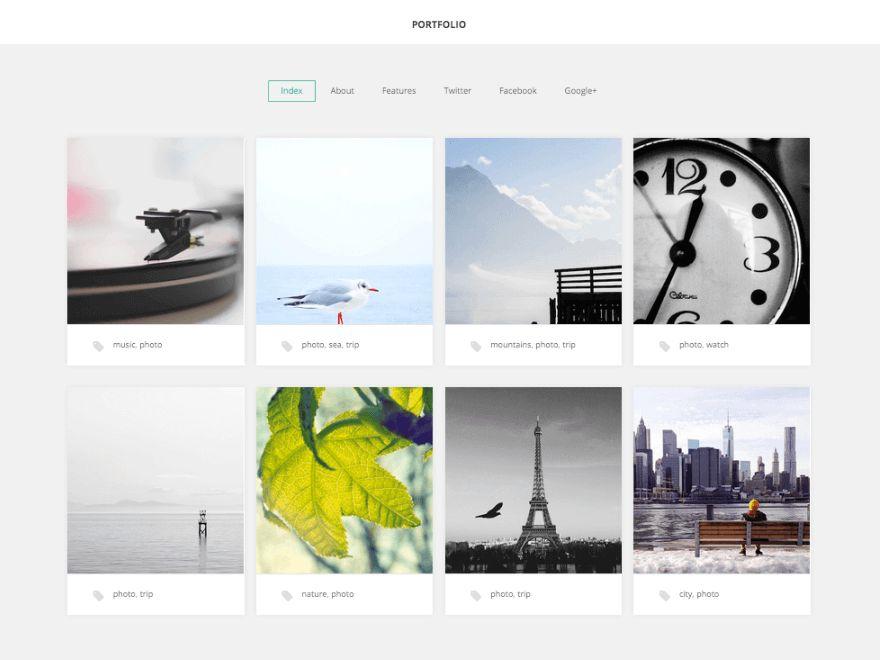 30+ Best Free Portfolio WordPress Themes 2017 - aThemes
