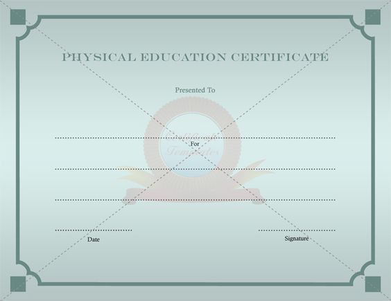 Physical Therapy Graduation | PHYSICAL EDUCATION TEMPLATE ...