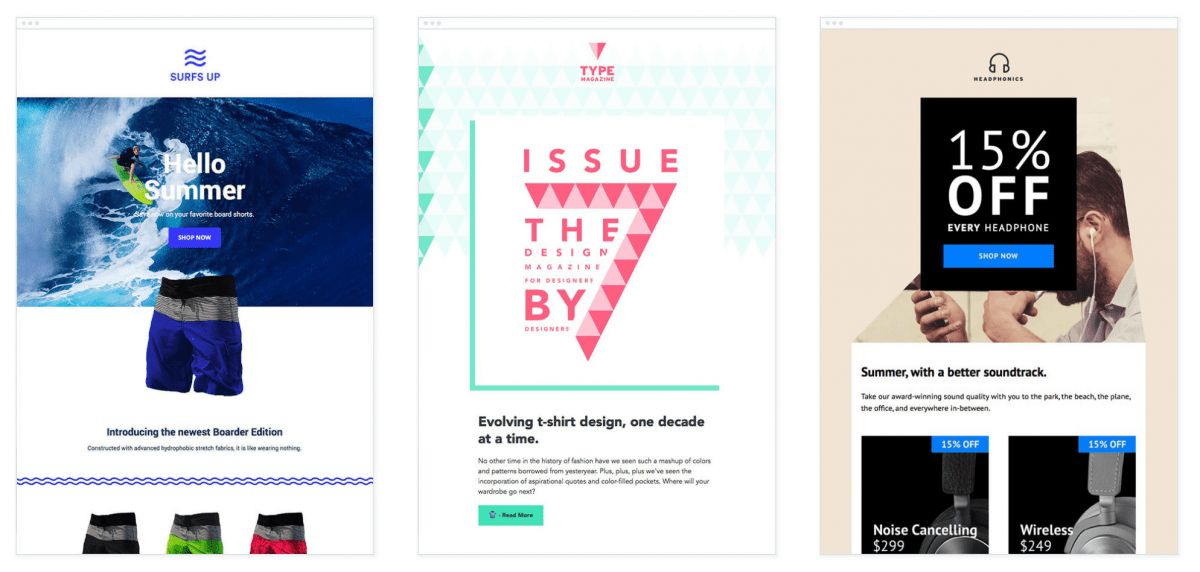8 Stylish and Free Responsive Email Templates – Liberian Geek