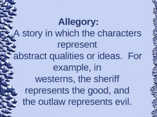 Allegory: Definition and Examples | HubPages