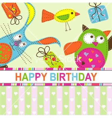 Card Invitation Design Ideas: Birthday Card Template Birthday Card ...