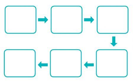 multiflowmap 1u469xy. design a flowchart in excel 2013. printable ...