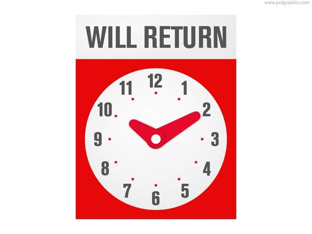 Will return sign (PSD) | PSDGraphics