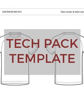 Tech Pack Templates