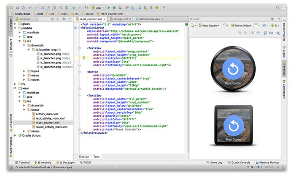 Android Studio IDE 1.0 For Windows, Mac, Linux Now Available To ...