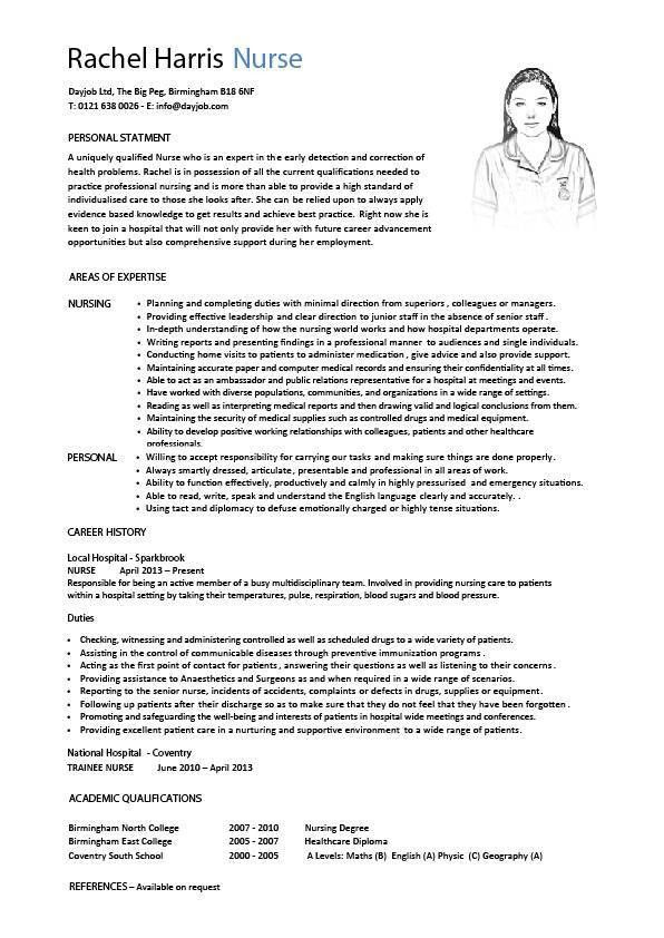 Download Resume Sample For Nurse | haadyaooverbayresort.com