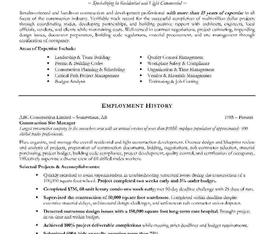 effective resume formats the most effective resume formats quora