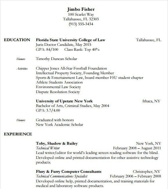 Download Writers Resume | haadyaooverbayresort.com