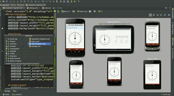 Eclipse vs Android Studio for Android Application Development ...