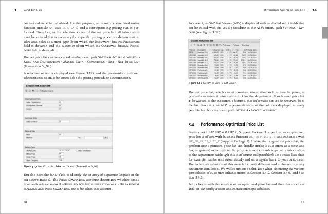 Pricing and the Condition Technique in SAP ERP (SAP PRESS) | Reading …