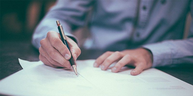 A 5-point template to writing the perfect cover letter