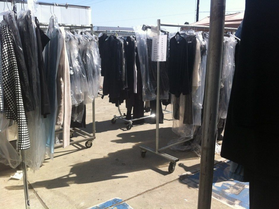 REVIEW: L'Agence Warehouse Sale | Handbag Honey