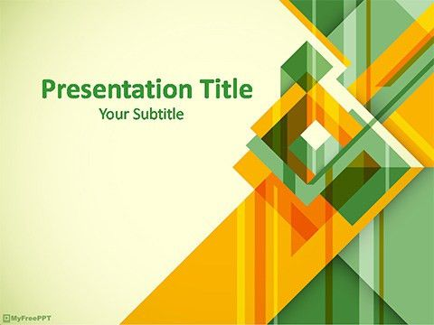 Free Abstract PowerPoint Templates, Themes & PPT