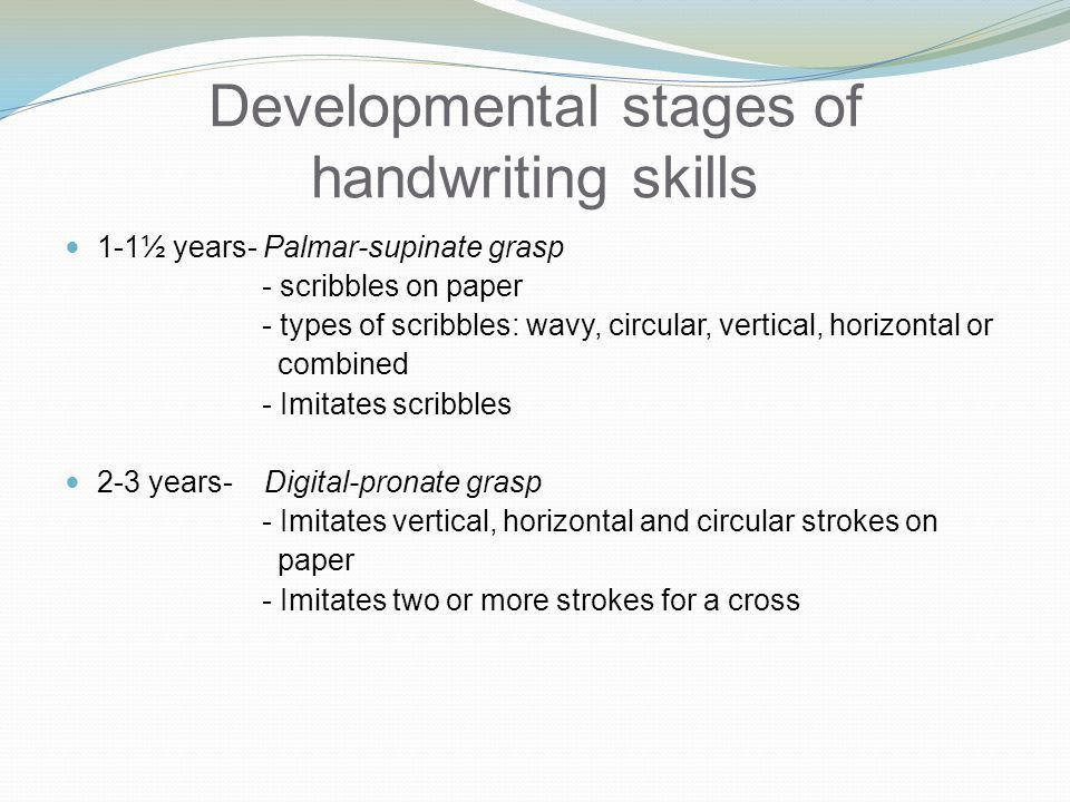 Writing in the Early Years Greenfield Parent Workshop - ppt video ...