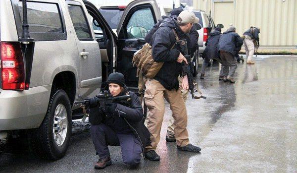 2013 Diplomatic Security Training