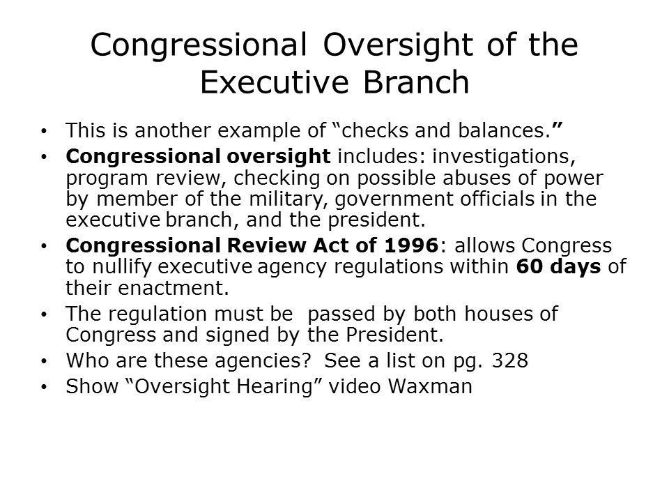 THE STRUCTURE AND POWERS OF CONGRESS. I.The bicameral structure ...