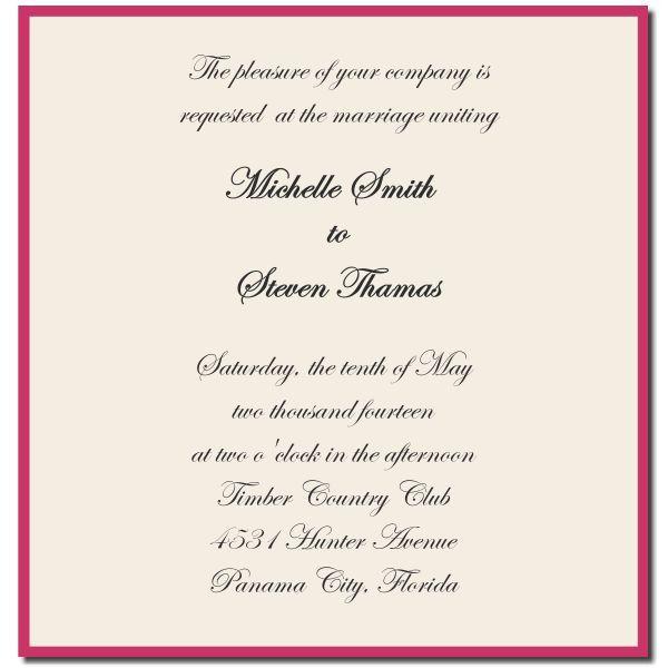 Wedding Invitation Bulk Sms Sample ~ Matik for .