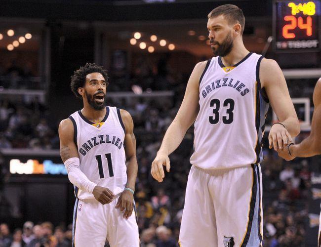 Memphis Grizzlies 2017 NBA Preview, Draft, Offseason Recap, Depth ...