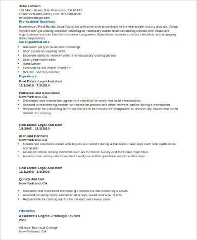 Legal Assistant Resume. Cover Letter Dental Receptionist Resume ...