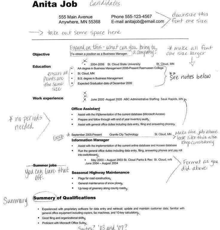 College Student Resume. College Student Resume Education Work ...
