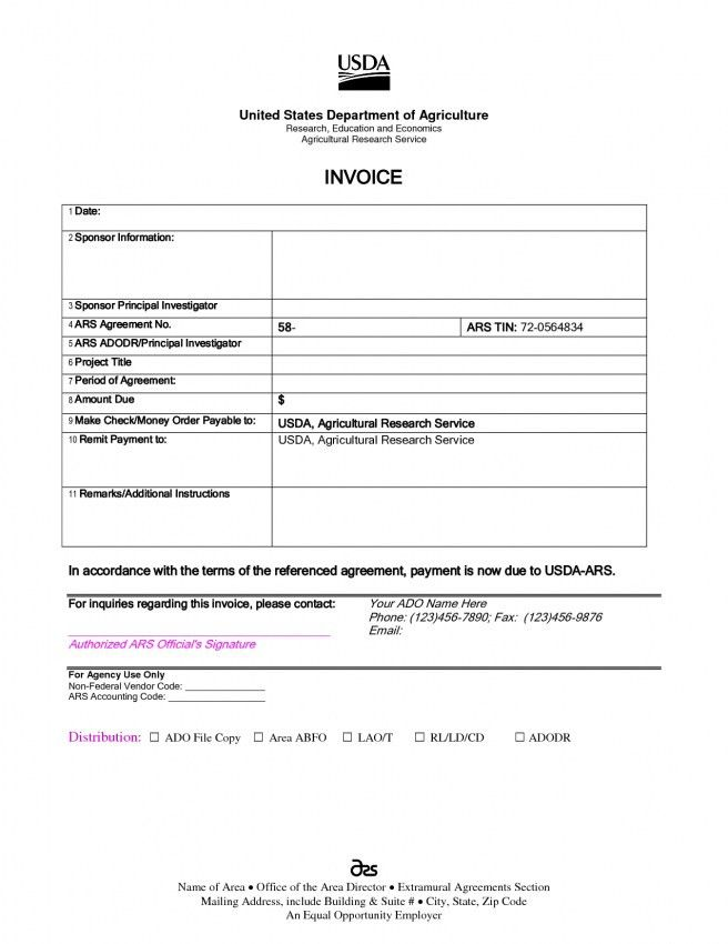 Invoice Template Word 2010 | Enwurf.csat.co