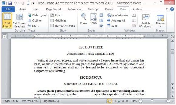 microsoft word contract template data warehouse architect cover ...