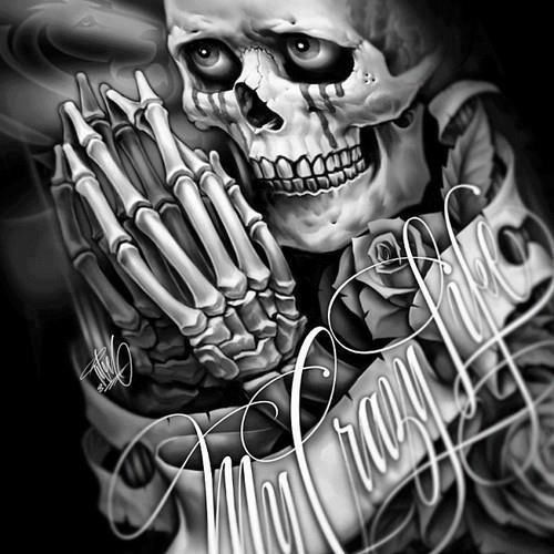 Chicano art on Pinterest | Chicano, Dia De and Day Of The Dead