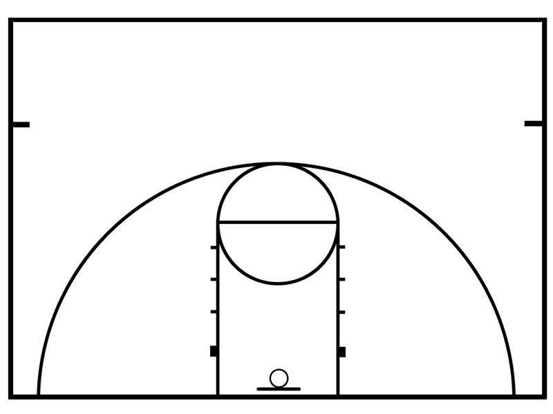 Basketball Playbook Template - Osclues.com