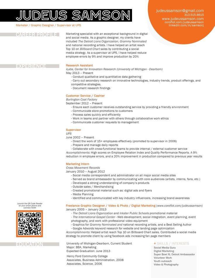 23 best Resume images on Pinterest | Print templates, Resume ...