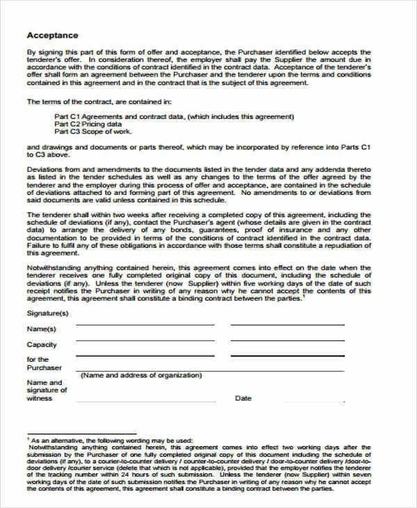 Client and Developer Agreement  Template amp Sample Form