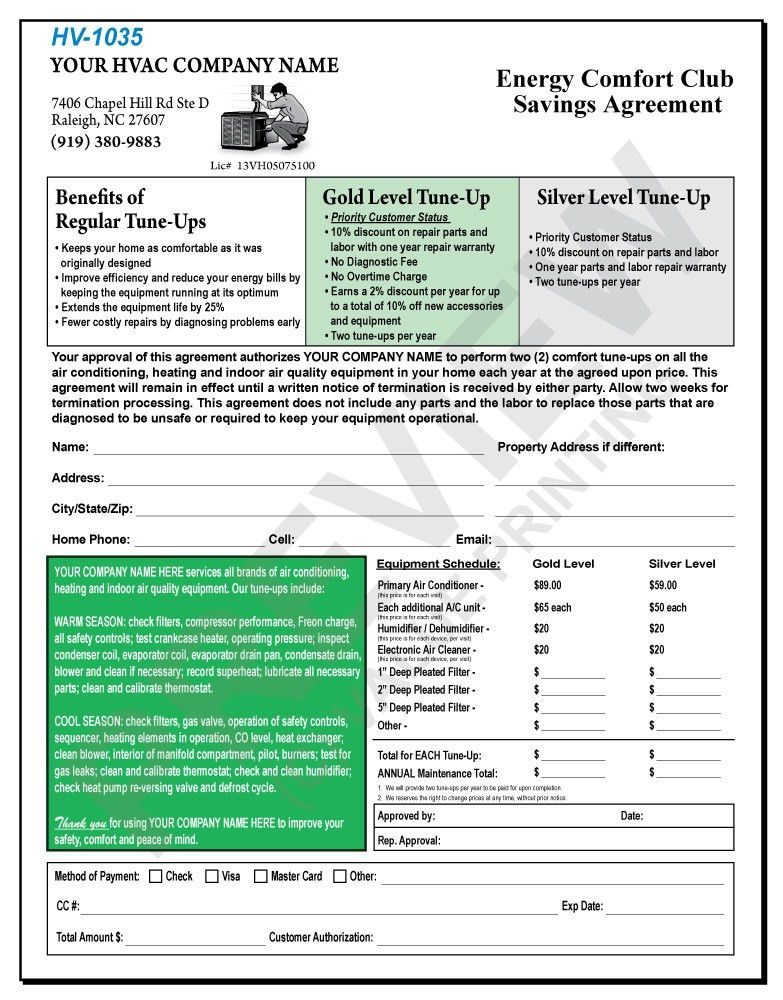 Service Contract. Free Printable Lawn Service Contract Form ...
