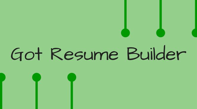 top 10 free online resume builder template for freshers