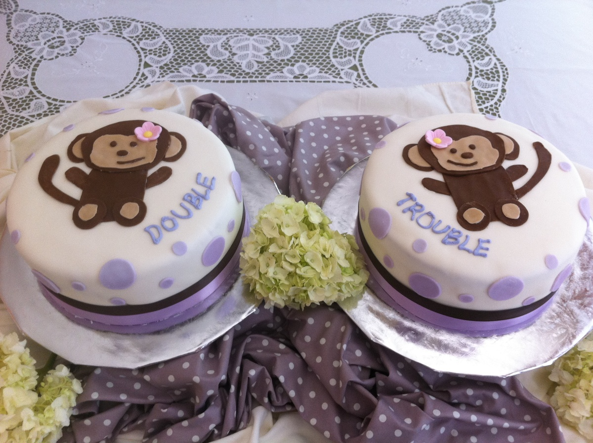 twin girls baby shower cakes and shower cakes on pinterest
