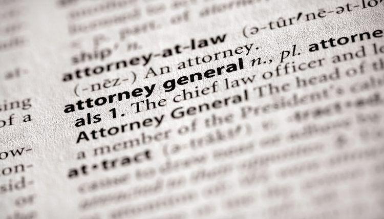 Job Description of an Attorney General | Career Trend