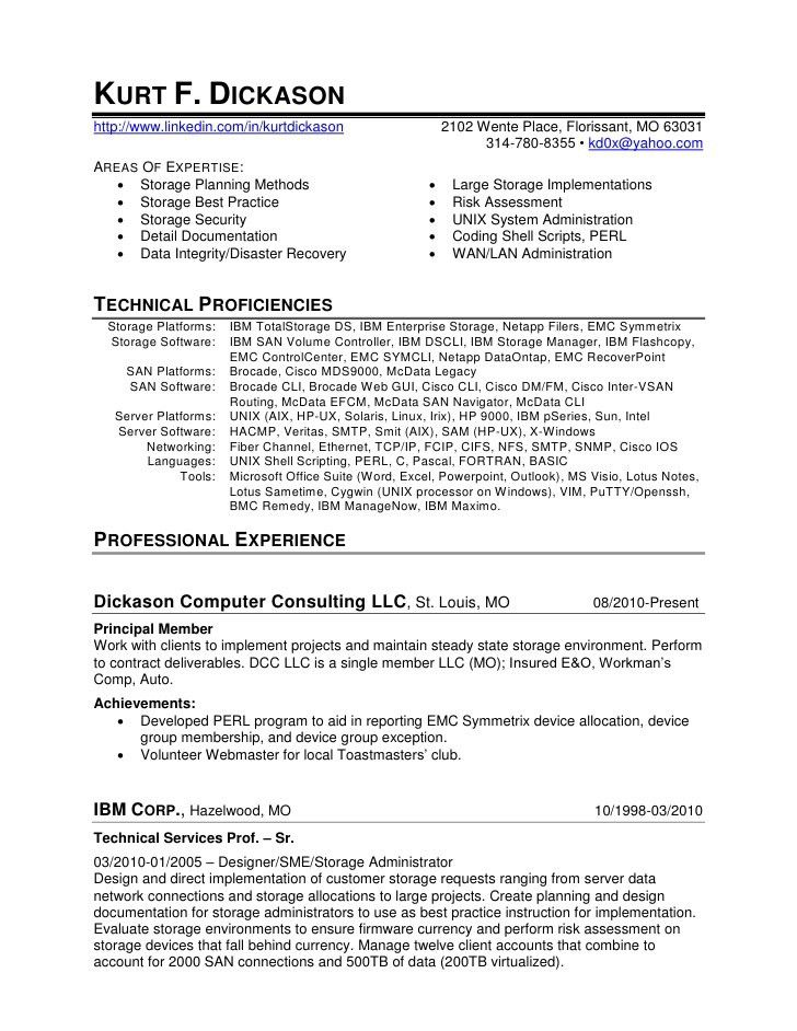 Contract Specialist Resume | Best Template Collection