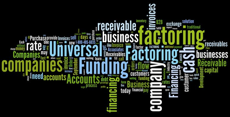 Sell Invoices to Help Cash Flow | Universal Funding