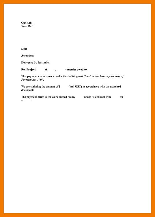 8+ basic cover letter template | mailroom clerk